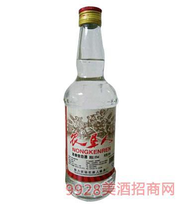 农垦人酒光瓶
