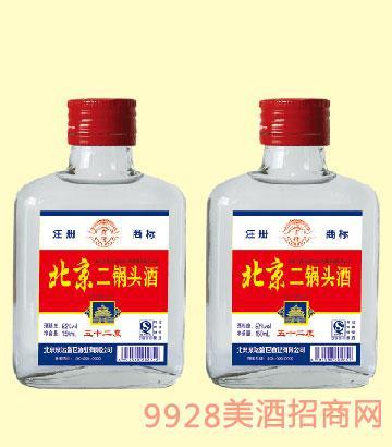 北京二��^酒白瓶
