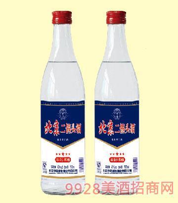 北京二锅头酒绵柔陈酿9