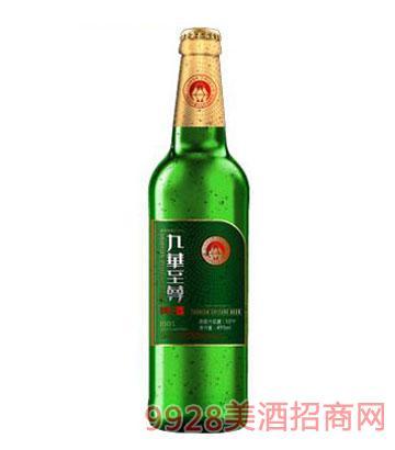 九华至尊啤酒490ml