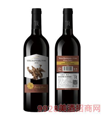 智利拉斐尔蒂尼家族荣耀干红葡萄酒
