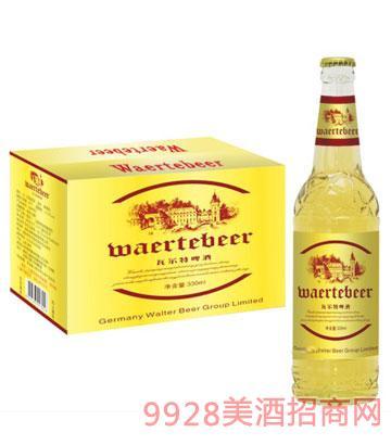 德国瓦尔特啤酒(金标)