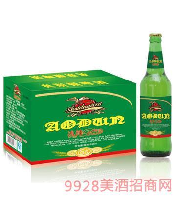 奥斯顿冰纯啤酒330ml×24瓶