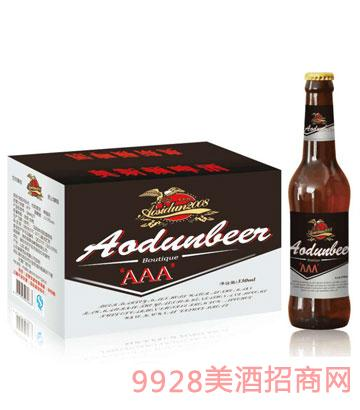 奥斯顿啤酒330ml箱装