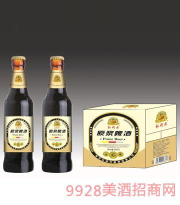 弘利方原浆啤酒500ml_青岛弘利方啤酒有限公司
