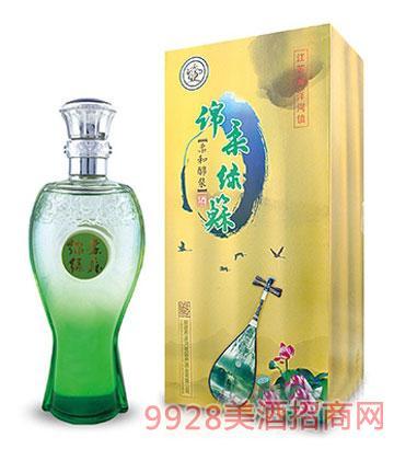 国壶绵柔绿苏酒