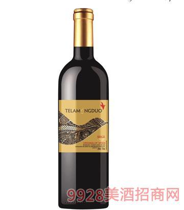 750ml12%vol特拉蒙多干红葡萄酒