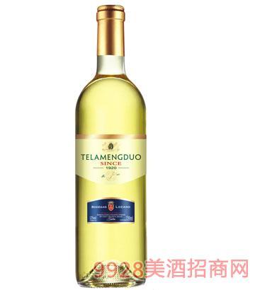 750ml12%vol特拉蒙多干白葡萄酒
