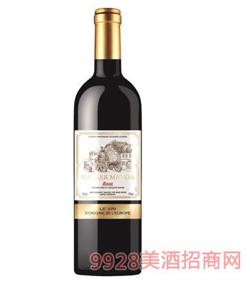 750ml12%vol玛泽尔干红葡萄酒