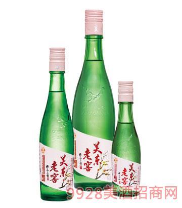 关东老窖酒梅花三韵(普品)