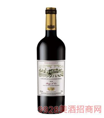 JK023欧菲堡美乐干红葡萄酒