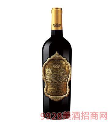 JK020欧菲堡高菲干红葡萄酒