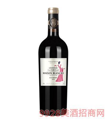 JK017白宫少女葡萄酒