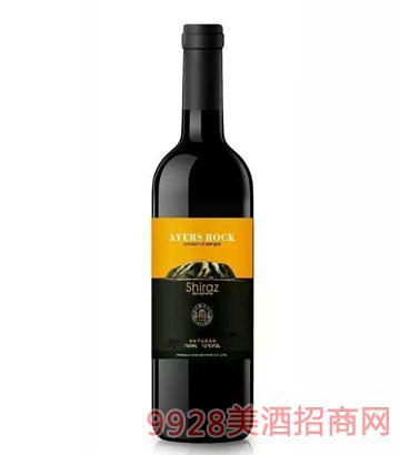 斯玛歌岩石西拉干红葡萄酒