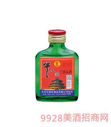 北京二锅头酒42度100ml