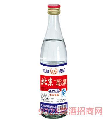 北京二锅头酒56度500ml
