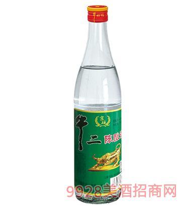 京硕陈酿酒42度500ml