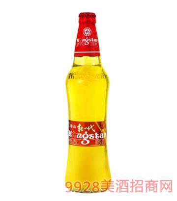金星啤酒精品新一代500ml×12