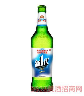 金星啤酒精彩新一代500ml×12