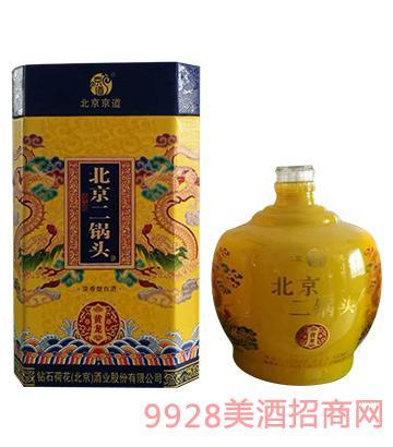 京道北京二锅头酒黄龙浓香型