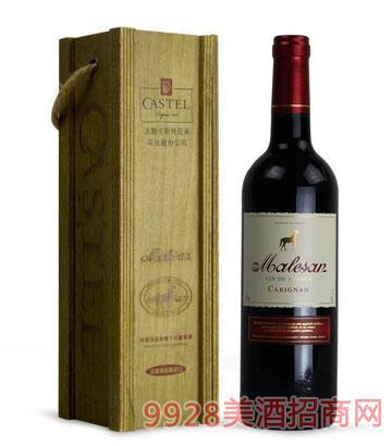 法国玛利莎佳丽酿干红葡萄酒