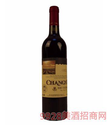 张裕海岸干红葡萄酒