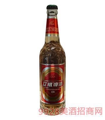 立威啤酒经典500ml