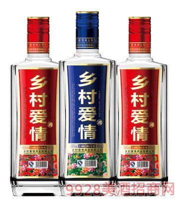 乡村爱情酒如意50度500ml浓香型