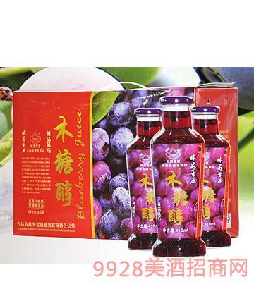 木糖醇蓝莓汁410mlx5