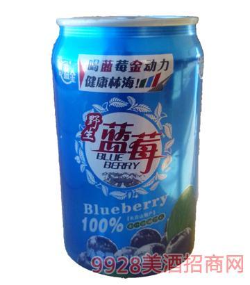 蓝莓饮料310ml