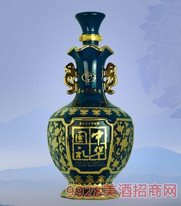 贵州茅台集团中华国礼酒富贵53度2.5L柔和酱香型
