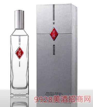 吴窖酒银樽52度500ML