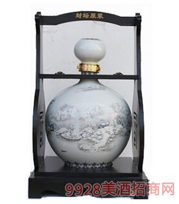 合兴坊坛子酒42度-52度  1000mlx2浓香型