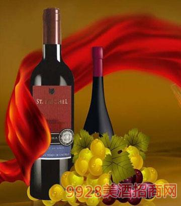 西班牙圣米歇尔歌海娜红葡萄酒13%vol