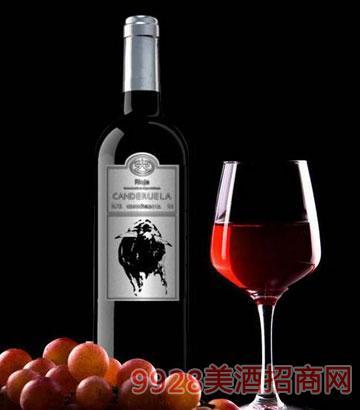西班牙奔牛银樽干红葡萄酒13%vol
