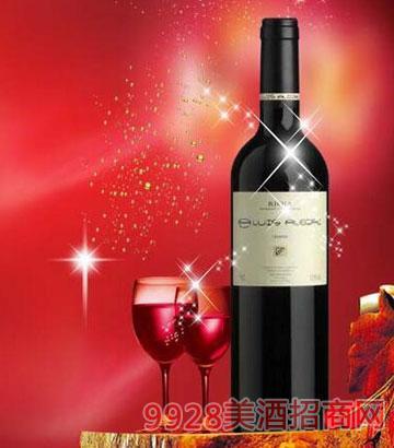西班牙路易斯伯爵干红葡萄酒12%vol
