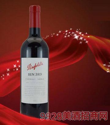 奔富389葡萄酒14%vol