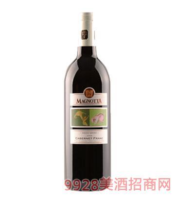 加拿大原瓶进口曼雅特马王品丽珠干红葡萄酒13.6%vol750ml