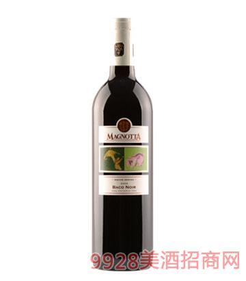 加拿大原瓶进口曼雅特马王巴克诺干红葡萄酒12.1%vol750ml