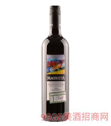 加拿大原瓶进口曼雅特国际精选意大利桑娇维斯干红葡萄酒12%vol750ml