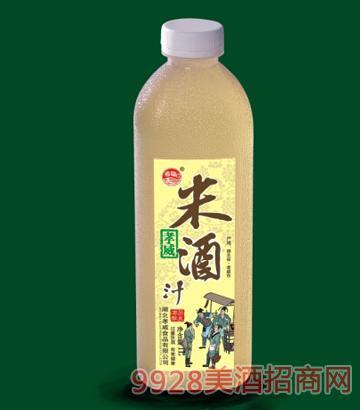 孝威米酒汁1000mlx10米香型