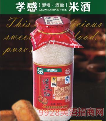 孝威佬米酒820mlx6米香型