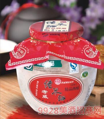 孝威佬米酒420mlx12米香型