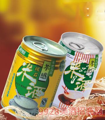 孝威罐装米酒248mlx20米香型
