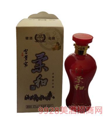 金巷坊国梦家柔和酒42度500mlx6浓香型