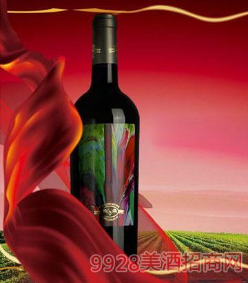 赤霞珠干红葡萄酒12.5%vol