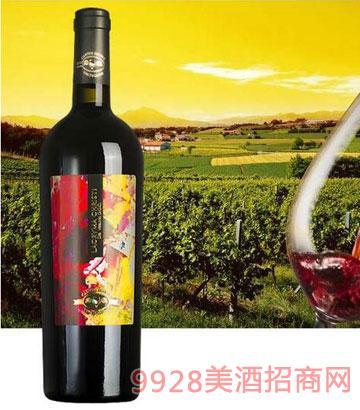 意大利上帝之泪干红葡萄酒13%vol