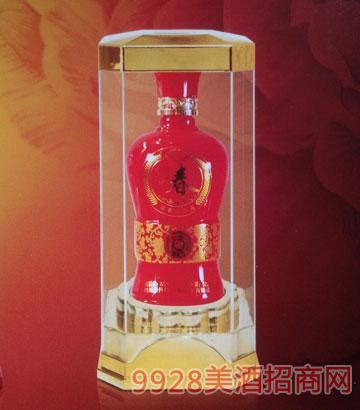 五剑春酒52度500ml浓香型