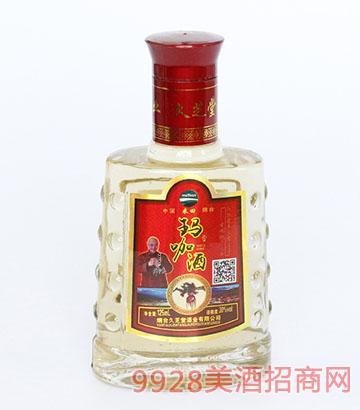 久芝堂酒业精制玛咖酒  30° 125mlx24