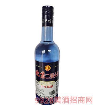 鑫牛王北京二锅头酒43度500ml清香型